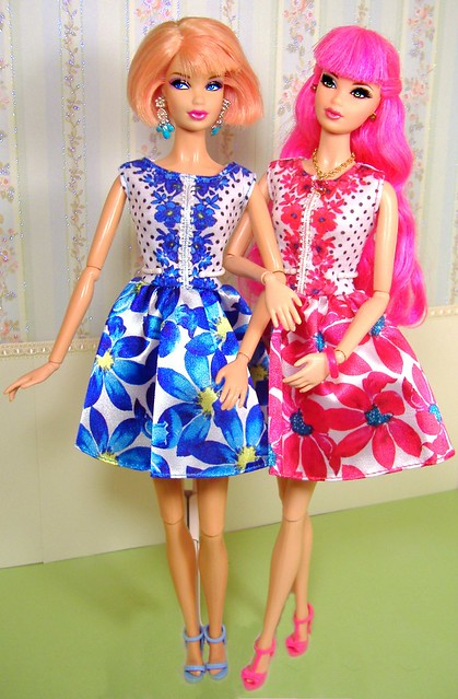 Peony & Rosalie floral #1