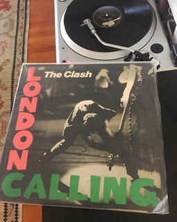 London Calling Released 40 years ago today, December 14th, 1979