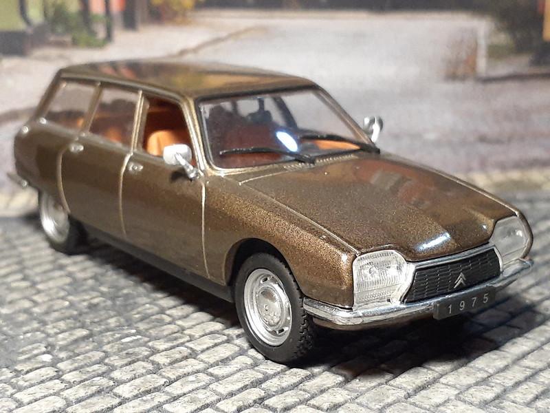 Citroën GS Break 1220 – 1975