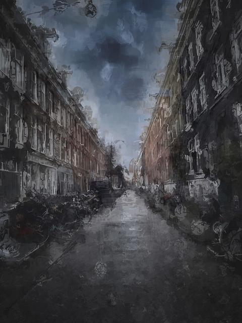 Govert Flinckstraat Amsterdam