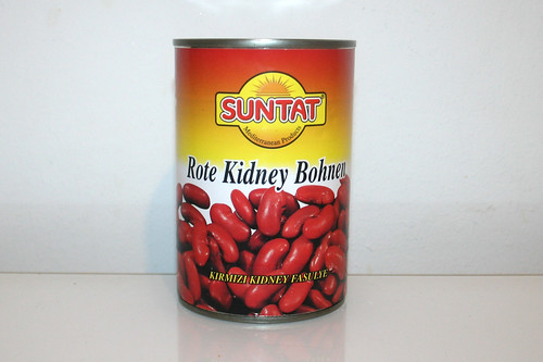 04 - Zutat Kidneybohnen / Ingredient kidney beans
