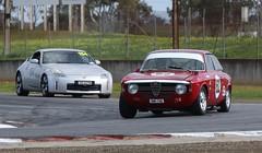 Alfa Romeo Giulia Sprint, Peter Axford