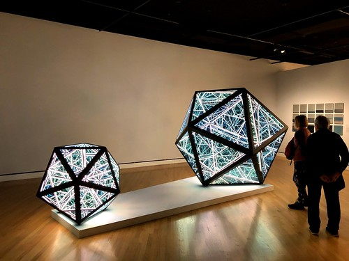 Portal Icosahedrons by Anthony James | by gmeador