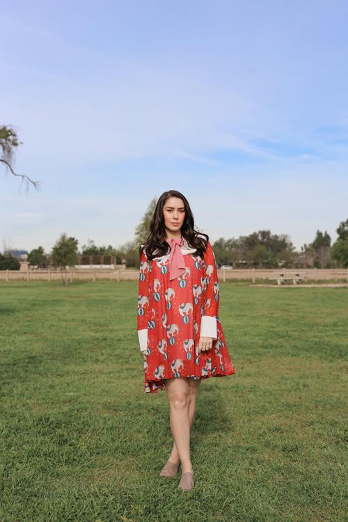 Sister Jane Topsy Regina Dress