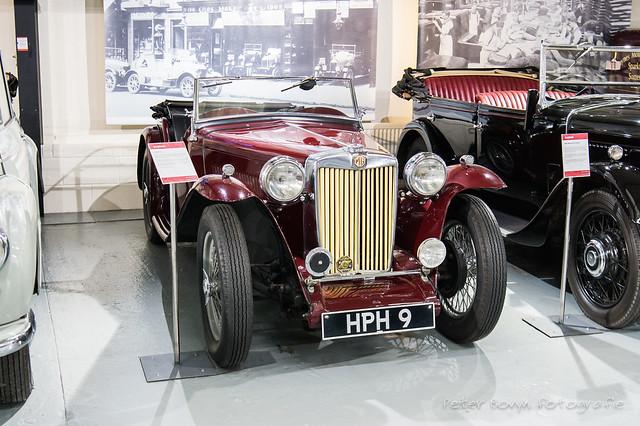 MG TA Roadster - 1938