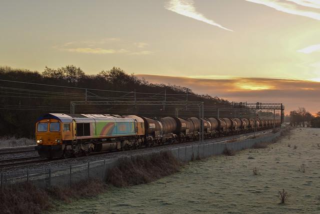 GB Railfreight 66720 - Slindon - 6S94