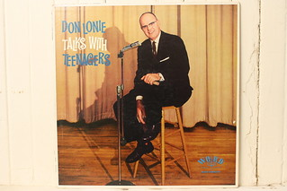 Don Lonie Talks With Teenagers - Record ( Word 1962 )