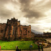 Edinburgh Castle    (tags:    thecrow2 canon eos 600d scotland edinburgh 2019 hdr    )