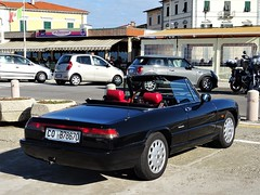 1992 Alfa Romeo Spider 2.0i