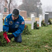 Doug Wheelock Participates in Wreaths Across America Day (NHQ201912140012)