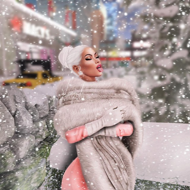 ♥ Glam God Blog Post #319 ♥  New York City at Christmas (Location Link Blogged!)
