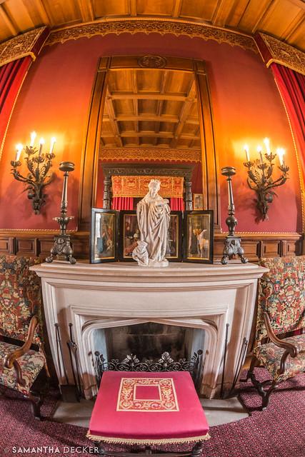 Consuelo Vanderbilt's Bedroom