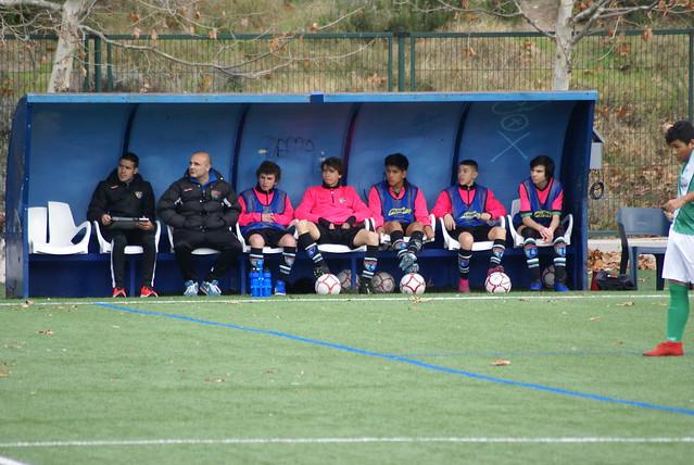 20191214 (Moratalaz 2 - Villarejo 0)