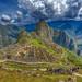 Machu Picchu HDR    (tags:    hdr arquitectura cantería antiguo unesco patrimonio ciudad inca conservación gente machupicchu montaña roca camino empedrado paisaje abismo cusco perú canon eos 5d markiv ef1635mmf4lisusm josémarboledac    )