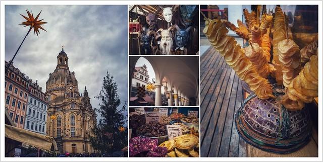 Dresdner Weihnachtsmarktimpressionen