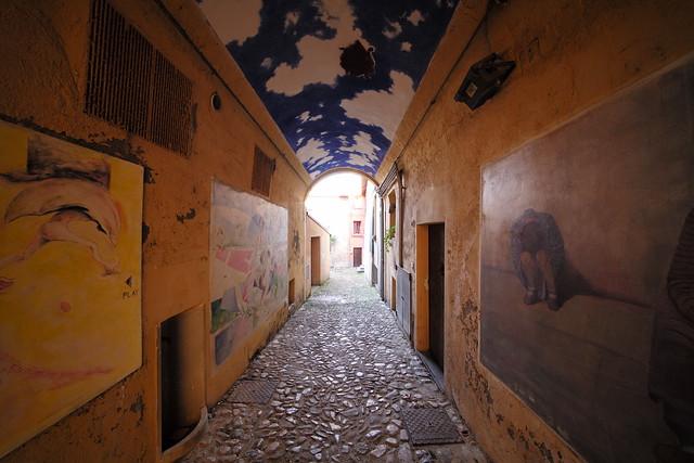 Dozza Imolese, Italy, December_2019_043