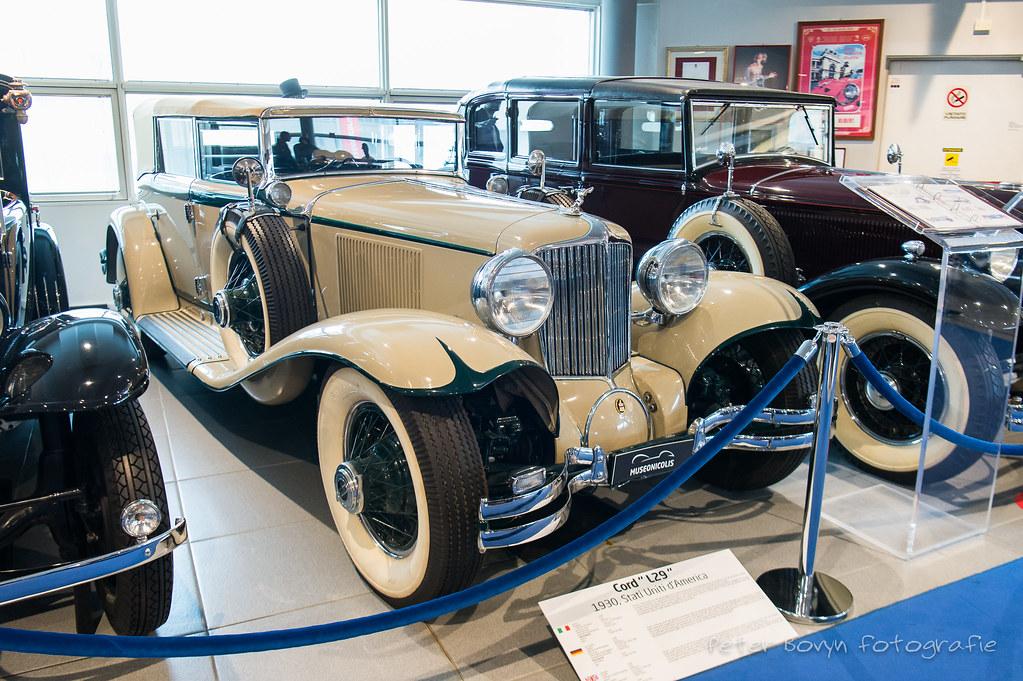 Cord L29 Coupé de Ville - 1930