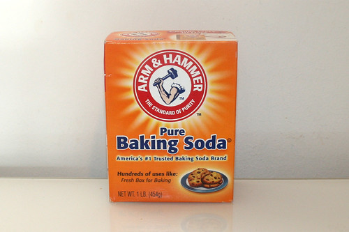 03 - Zutat Baking Soda / Ingredient baking soda