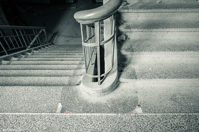 Treppenhaus --- Stair case