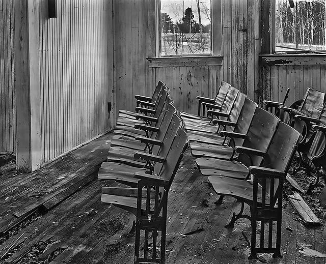 Abandoned Church-Ontonagon County, MI