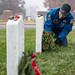 Doug Wheelock Participates in Wreaths Across America Day (NHQ201912140013)