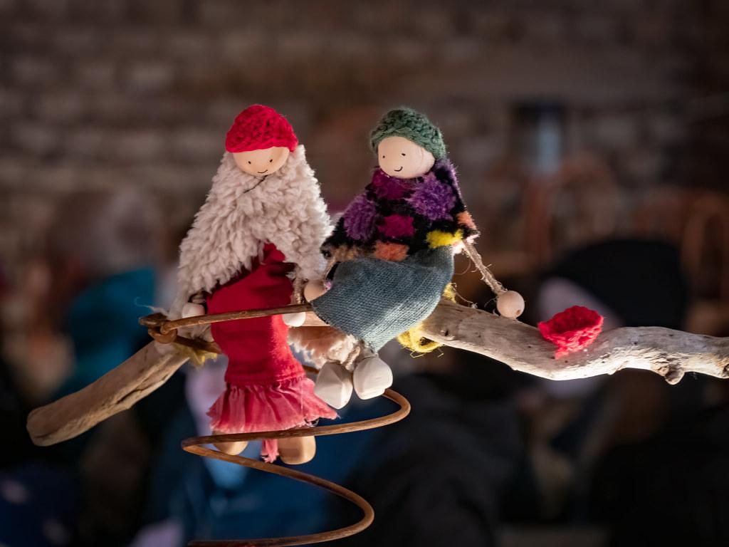 Petits bonshommes du marché de Noël de Quatzenheim... 49219571892_75d829d4df_b