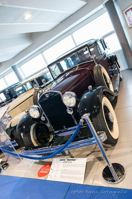 Lancia Dilambda Coupé de Ville - 1930