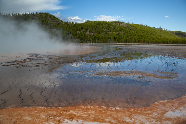 Yellowstone Colors & Reflections