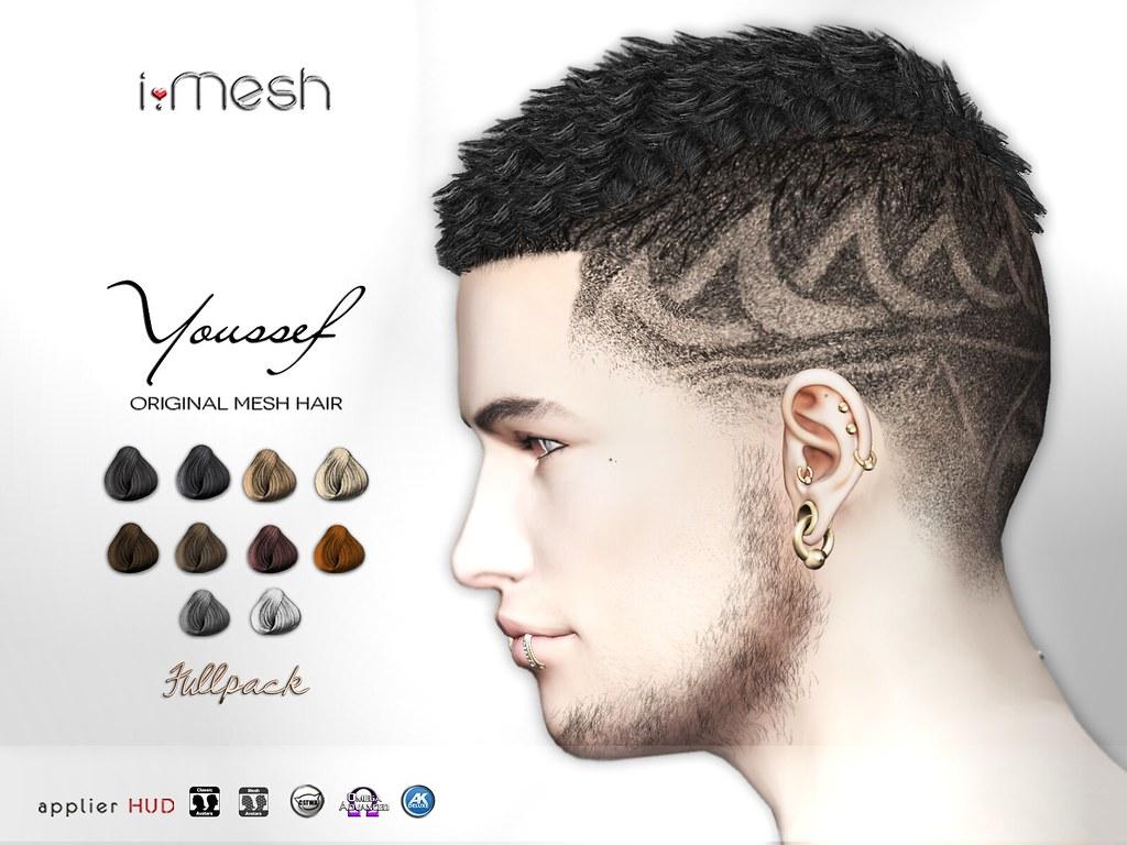 Youssef Hair