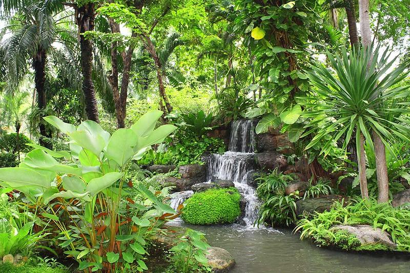 The Hagia Sofia Eco-Garden