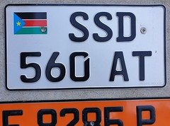 Trade, face, South Sudan