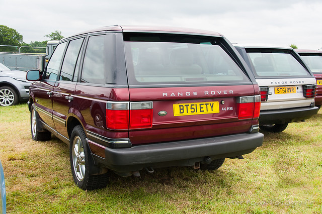 Range-Rover 4.6 HSE 'Last of Line' - 2002