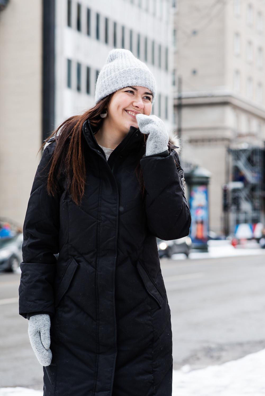 marie-chloe falardeau manteau hiver