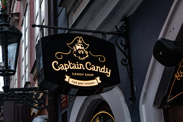 Captain Candy On Karlova
