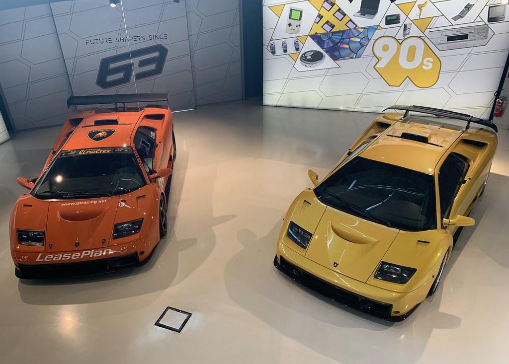 Motor Valley 84 авто музеи Изучение автомобильной долины Эмилии-Романьи в Италии 49220573113 3253061576 b