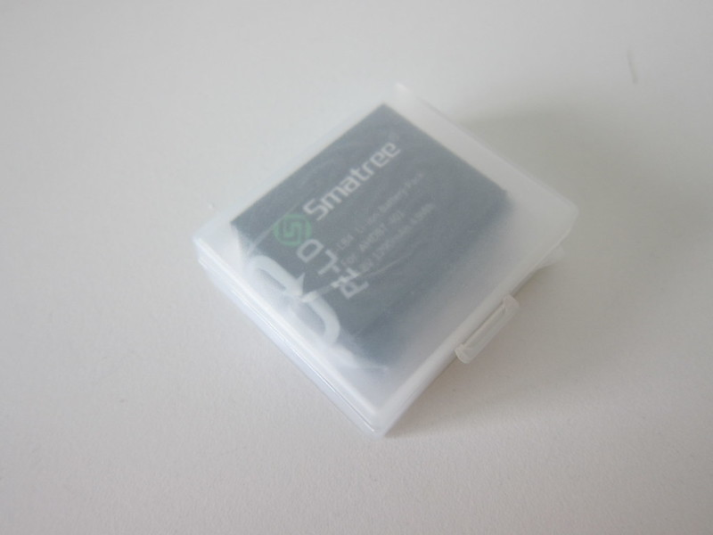 Smatree Battery for GoPro HERO4 - Packaging