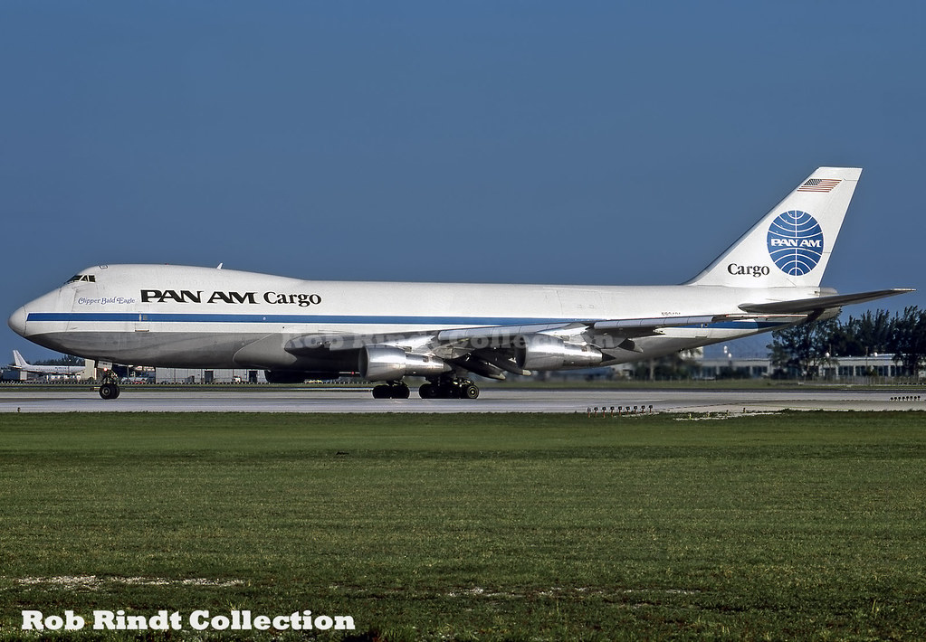 Pan American Cargo B747-221F/SCD N904PA