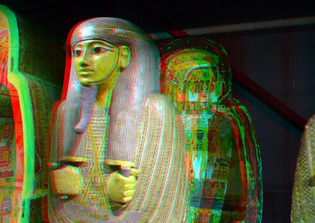 Mummy coffins RMO-Leiden 3D