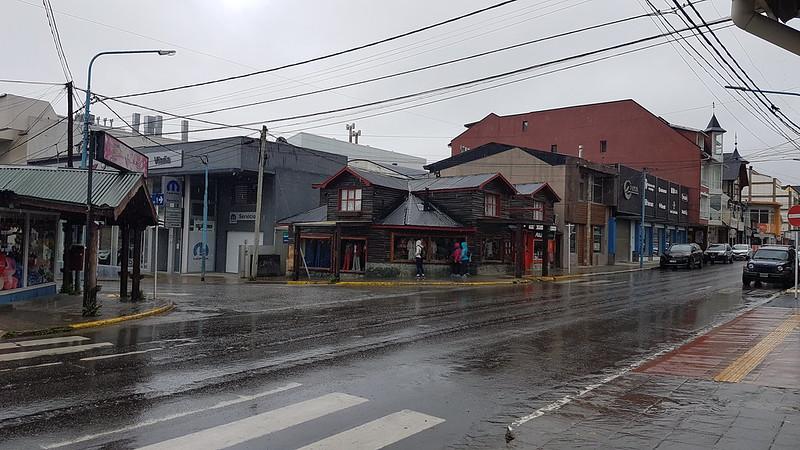 Avenida San Martin Ushuaia