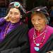 Deux femmes tibétaines