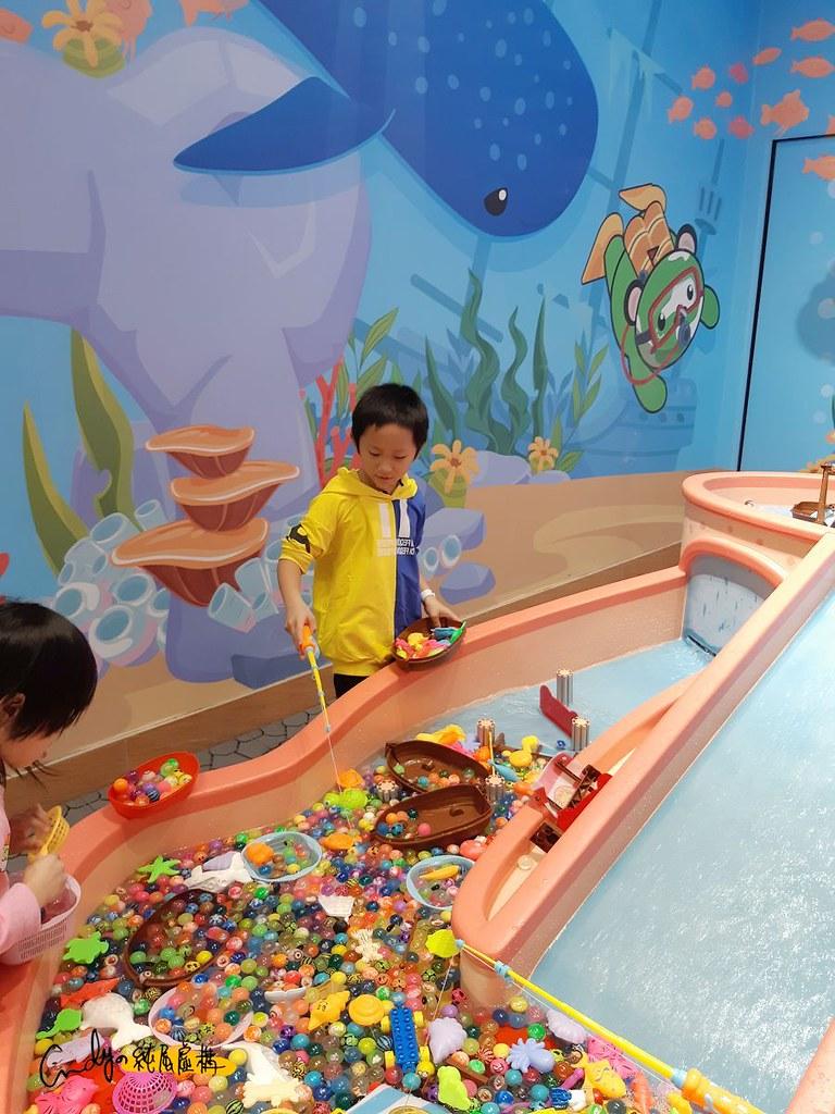 貝兒絲親子樂園新莊南洋旗艦館