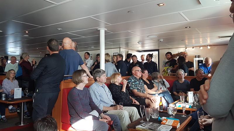The Captain's Shout - Drake Passage Return Day 2