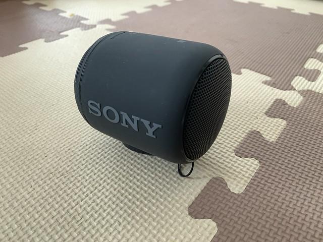 SONY ワイヤレスポータブルスピーカー SRS-XB10