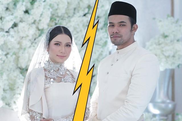 Hafreez Adam & Zara Zya Putus Tunang