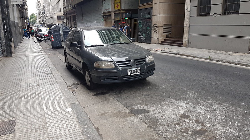 VW Gol, Buenos Aires