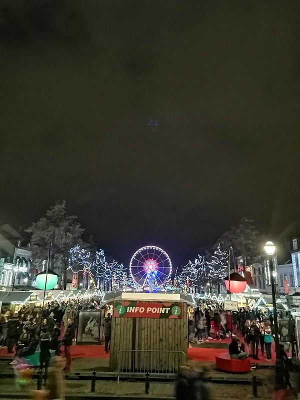 Mercado navideño de #Bruselas
