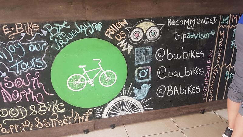 BA Bikes - Buenos Aires Cycling