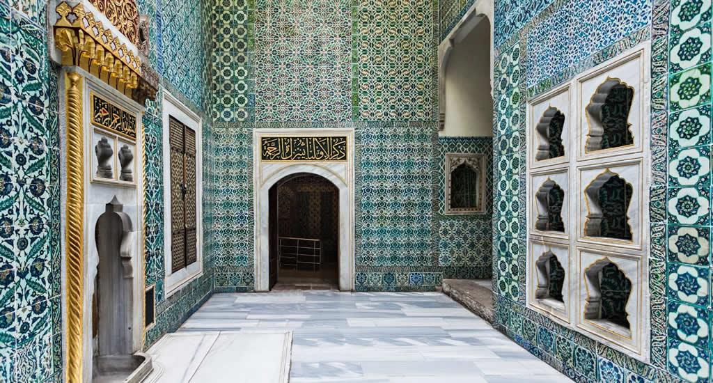 Topkapi Paleis | Bezoek het Topkapi Museum in Istanbul