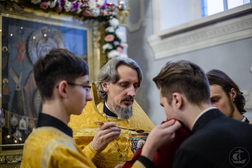 14-15 Декабря 2019, 26-я седмица по Пятидесятнице / 14-15 December 2019, The 26th week after Pentecost