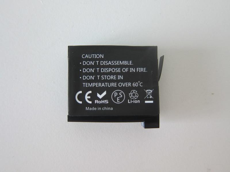 Smatree Battery for GoPro HERO4 - Back